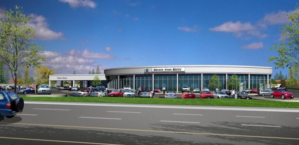 Stevens Creek BMW Service >> Automotive Dealerships San Jose Construction Co Inc